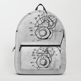 Ratchet wrench Backpack