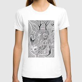 Doodle Deer T-shirt