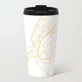 Kingfisher Butterscotch Travel Mug