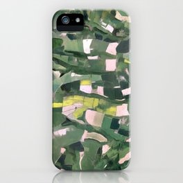 Fileds iPhone Case
