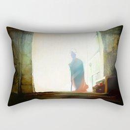 Temple Elder Rectangular Pillow