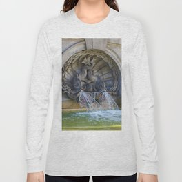 Spitting Fish Long Sleeve T-shirt