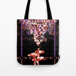 POSTMODERN REPRESENT: Chaos Is Beauty Tote Bag