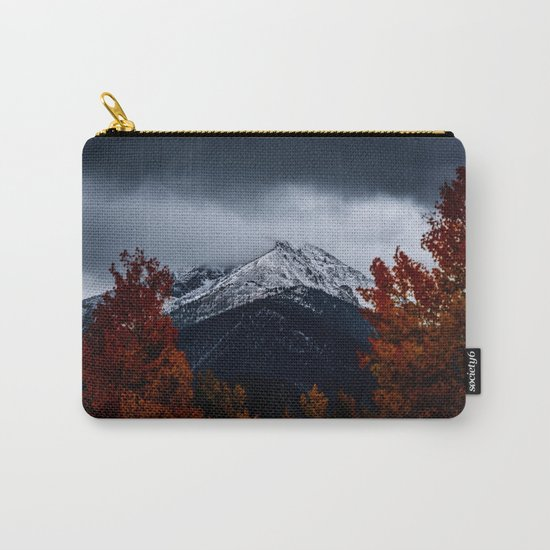 Dark mountains Carry-All Pouch