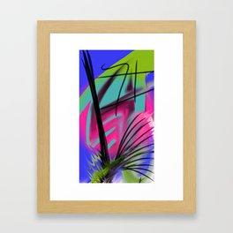 Peafowl Framed Art Print