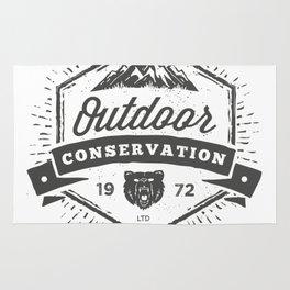 Outdoor Conservation Rug
