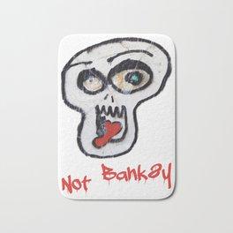 Not Banksy Bath Mat