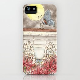 Soul Transfer iPhone Case