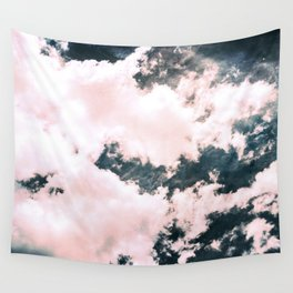 Ocean Clouds - Nature Photography Wall Tapestry