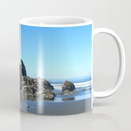 Sea Stacks Of Ruby Beach Coffee Mug
