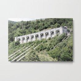 The dam Metal Print