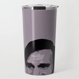 Abdel Halim Hafiz - Pop Art Travel Mug