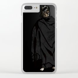The Poet Vergil Clear iPhone Case
