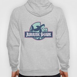 Jurassic Shark - Great White Shark Hoody