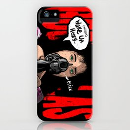Not Without Your Car Keys iPhone Case