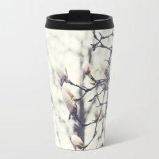Magnolia Tree Travel Mug