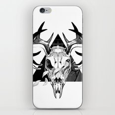 Deer Skull iPhone & iPod Skin