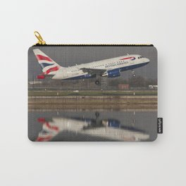 British Airways A318 Carry-All Pouch