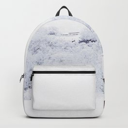 Cabin in the Snow (Color) Backpack