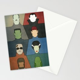 A Universal Horror Stationery Cards