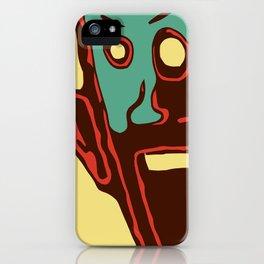 Indecisive R E M I X iPhone Case
