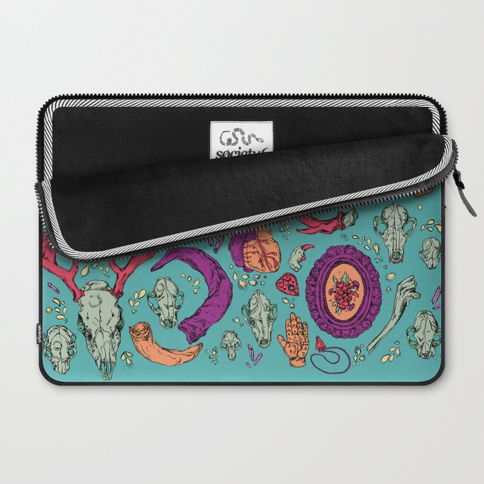 A Curious Collection Laptop Sleeve
