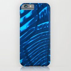 Wavy Blue Abstract Slim Case iPhone 6s