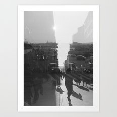 fashion quay Art Print