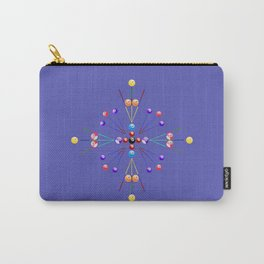 Pool Game Design Carry-All Pouch