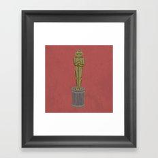 Oscar Framed Art Print