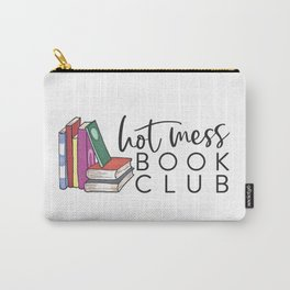 Hot Mess Book Club Carry-All Pouch