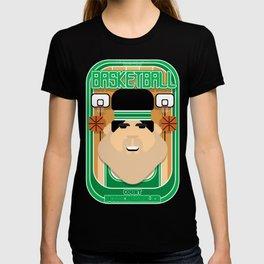 Basketball Green - Court Dunkdribbler - Victor version T-shirt