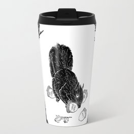 Little Acorns - Girl 2 Travel Mug