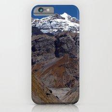 Scenery near Thorung Phedi iPhone 6s Slim Case