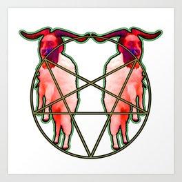 Illuminati confirmed Art Print