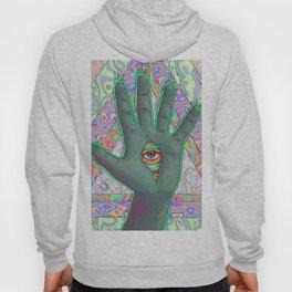Psychedelic Hand Hoody