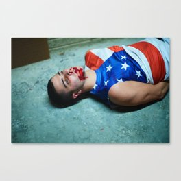 The All-American Canvas Print
