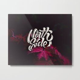 North Side Metal Print