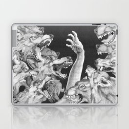 The Wolves are Coming Laptop & iPad Skin