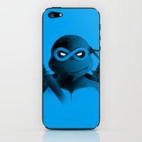 Leonardo Forever iPhone & iPod Skin