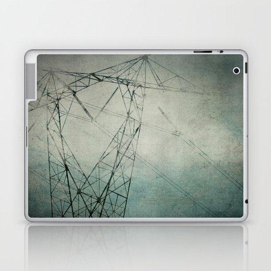 The Power of Line Laptop & iPad Skin