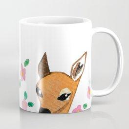 Springtime Deer  Coffee Mug