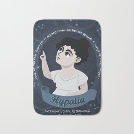 Women in science | Hypatia, mathematician, astronomer, philosopher Bath Mat