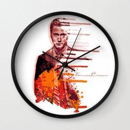 The Blacklist - Tom Keen Wall Clock