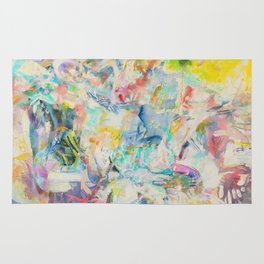 Summer Abstraction Rug