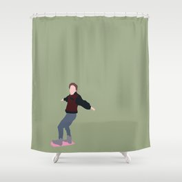 Back to 2015 Shower Curtain
