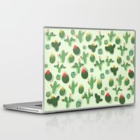 succulent Laptop & iPad Skins featuring Succulent by Kakel