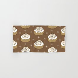 Cinnamon Bun Hand & Bath Towel