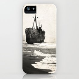 black pearl iPhone Case