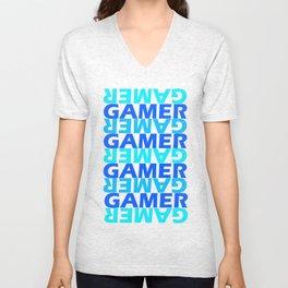 Gamer Unisex V-Neck